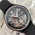 Jaeger-LeCoultre AMVOX3 Tourbillon GMT Platinum Limited...