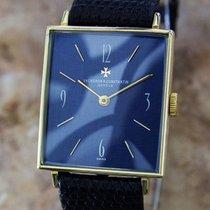 Vacheron Constantin 18k Solid Gold Mens 1970s Swiss Made Dress...