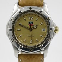 "TAG Heuer ""2000 Series Professional"" Bi-color Mid-Size"