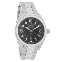 Hamilton Khaki Field Mens Swiss Chronograph Automatic Watch...