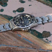 Rolex vintage no-date submariner 'meters first' matte...