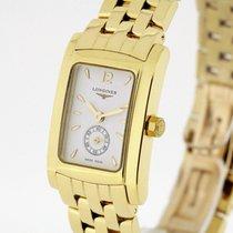 Longines Dolce Vita Ladies solid 18K Gold L5.155.6.16.6 B...