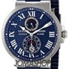 Ulysse Nardin Maxi Marine Chronometer Blue Dial Mens Watch...