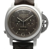 Panerai Luminor Collection 1950 8 Days GMT Monopulsante...