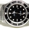 Rolex submariner 14060 P serial w/papers year 2001