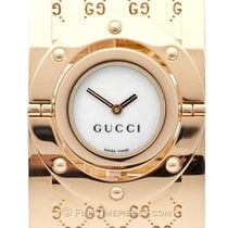 Gucci Twirl Watch 18 kt. Gelbgold Lady YA112412