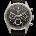 TAG Heuer Carrera Chronograph Stainless Steel Gents CV2113.FC6180