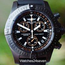 Breitling Aeromarine Avenger Seawolf BlackSteel Code Orange...