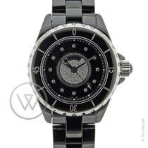 Chanel J12 Diamonds 33mm New-Full Set