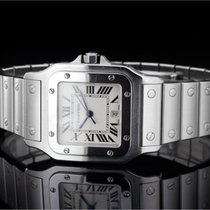 Cartier Santos (29x40mm) Ref.: 1564 Quarz in Stahl