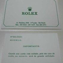 Rolex vintage papers kit 1655/1665/1019/5508/5513/1680/1675