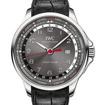 IWC Schaffhausen IW326602 Portugieser Yacht Club Worldtimer...