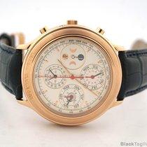 Audemars Piguet Jules Perpetual Automatic Chronograph 18k Rose...
