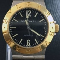Bulgari Diagono White\Yellow Gold 18K