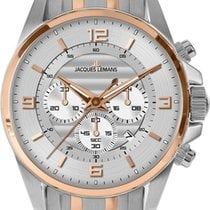 Jacques Lemans Liverpool 1-1799I Herrenchronograph Design...