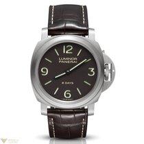 Panerai Luminor Acciaio Titanium Men's Watch
