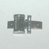 Montblanc Faltschliesse 14mm Stahl/stahl Top Zustand