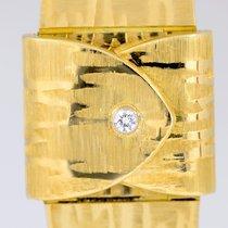 Omega 18K Gold Secret Cocktail Lady Vintage Dresswatch...