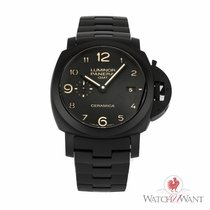 Panerai Tuttonero Luminor 1950 3 Days GMT Ceramica