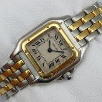Cartier Panthere Steel-Gold Quarz - 22 mm - 1120