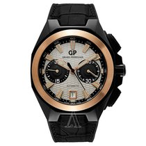 Girard Perregaux Men's Chrono Hawk Hollywoodland Watch