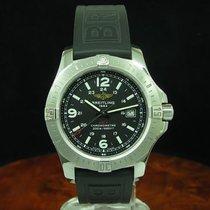 Breitling Colt 44 Chronometer Edelstahl Herrenuhr Mit Datum /...