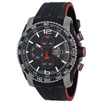 Tissot PRS 516 Black Dial Chronograph Mens Watch T0794272705700