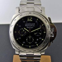 Panerai Luminor Daylight PAM236 Stainless Steel on Bracelet...