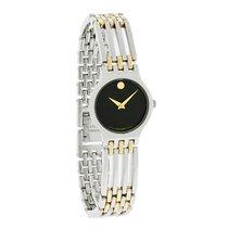 Movado Esperanza Series Ladies Small 23mm Swiss Quartz Watch...