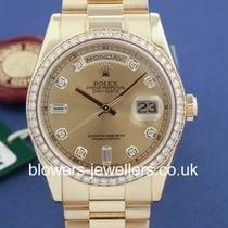 Rolex Oyster Perpetual Day-Date 118348.