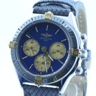Breitling Chrono Callisto Ref. 80520 Chronograph Blau S...