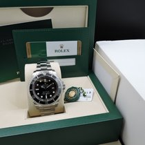 Rolex DEEPSEA BLACK 116660 Stainless Steel Ceramic Bezel [N E W]