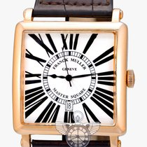 Franck Muller Master Square King  Gold