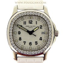 Patek Philippe stainless steel ladies Aquanaut