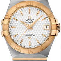 Omega Constellation Co-Axial Automatic 35mm 123.20.35.20.02.006