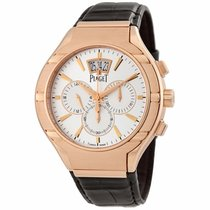 Piaget [NEW] Polo Mens Chronograph Automatic Watch