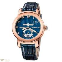 Ulysse Nardin Marine Chronometer 160th Anniversary 18K Rose...