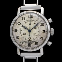 Universal Genève Stop Time Chronograph For Argentinian Military