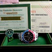 勞力士 (Rolex) 1675 GMT Master Gilt Dial Chapter Ring w/Chronomet...