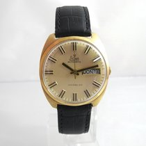 Stowa Day Date Gold  Vintage Revisioniert