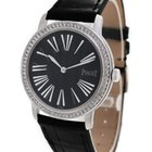 Piaget 18K White Gold Altiplano 50920, Custom Diamond Bezel