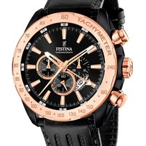 Festina F16899/1 Dual-Time Chronograph 44mm 10ATM