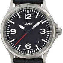 Sinn 556 A Red Second Special Edition