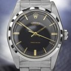 Rolex Oyster Precision 6426 Black Dial Watch Dn167