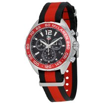 TAG Heuer Men's CAZ1112.FC8188  Formula 1 McLaren Watch