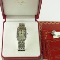 Cartier Panthere Ref 1300 Herrenuhr 29 Mm Quarz Edelstahl Box...