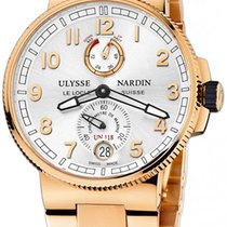 Ulysse Nardin Marine Chronometer Manufacture 43mm 1186-126-8M.61