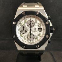 Audemars Piguet Offshore Chronograph Stahl - Rubber - 25940SK....