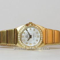 Omega CONSTELLATION DOUBLE EAGLE REF 1189.7500