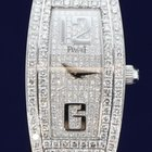 Piaget Limelight Tonneau Quartz 18K White Gold & Diamond...